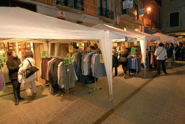 La feria del stock revitalizó las calles de Estella