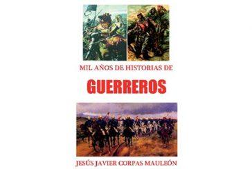 El estellés Jesús Javier Corpas publica su libro 'Mil años de historias de guerreros'