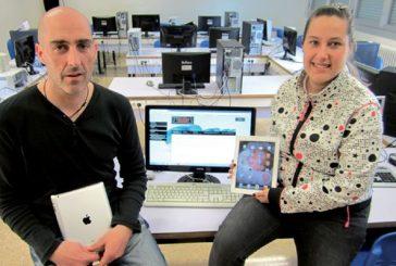 Dos alumnos del Politécnico ganan un concurso de diseño web 2.0