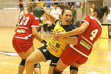 Nekane Terés participa en el mundial júnior con la Selección Española
