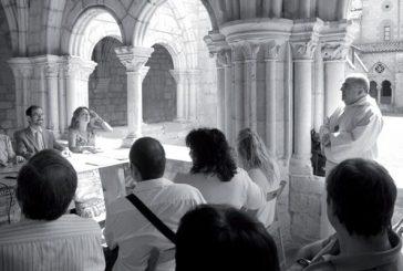 Comienzan las visitas teatralizadas al monasterio de Iranzu