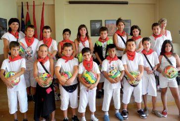 El Día del Niño cerró la semana festiva de Oteiza