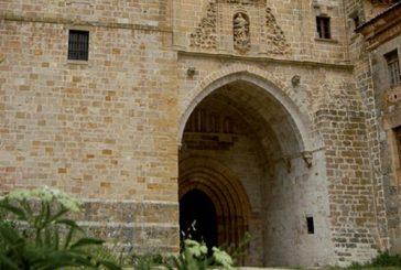 La iglesia de Irache se reabre para actos religiosos  y culturales