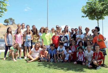 El torneo de verano de pádel cumple 10 años