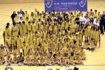 Oncineda centra la práctica del baloncesto en Tierra Estella con 13 equipos