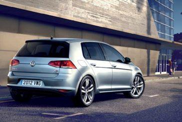Auto Irache presentó el nuevo Golf VII