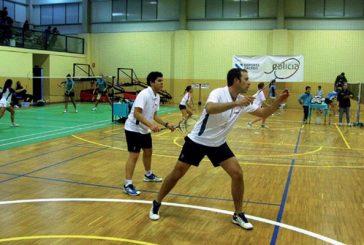 El Bádminton Estella gana dos de los tres encuentros de la liga en As Neves