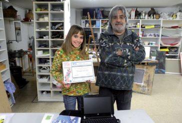 Eider Castañeda gana en su modalidad el concurso  sobre Derechos Humanos del Defensor del Pueblo