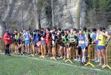 Los Llanos fue pista para el Campeonato Navarro de Cross Largo