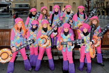 Carnaval haga frío, llueva o nieve