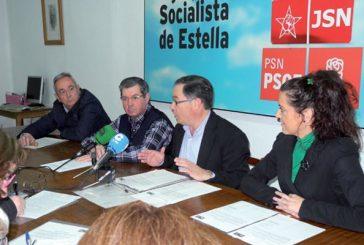 El PSN insta a estudiar el destino de los edificios vacíos de Estella