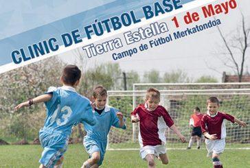 El Campus Javi Martínez organiza el I Clinic de  Fútbol Base Tierra Estella