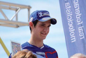 Ander Valentín, bronce en la tercera prueba del Campeonato de España