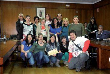 El taller de hostería hizo las veces de comedor social para 25 familias