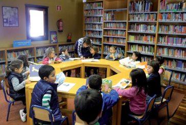 La biblioteca de Estella tuvo 60.279 visitantes en 2012