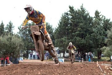 Carrera de motos Enduro Indoor, el 1 de junio en Ancín