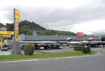 El hipermercado Simply de Estella ha ampliado su sala de ventas en 1.000 m2