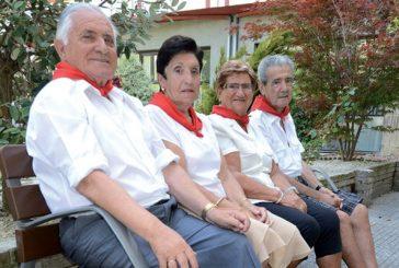 Homenaje a cuatro vidas en pareja