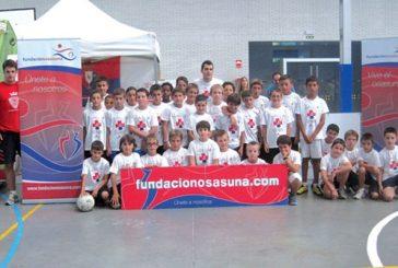 'Los futboleros' y 'O.C.U.', campeones del Fútbol Plaza  de Villatuerta