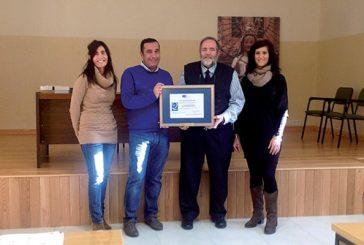 El colegio El Puy recibe el Sello Excelencia 300, que concede el Gobierno de Navarra