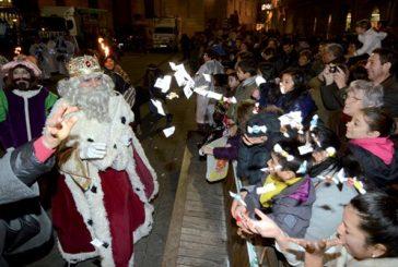 Melchor estrenará vestimenta en Estella durante la visita de los Reyes