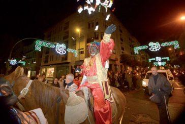 La visita mágica de los Reyes Magos