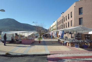 La hostelería de Ayegui recibe con optimismo el mercado de los domingos