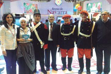 Tierras de Iranzu promocionó en Fitur la oferta turística de la zona