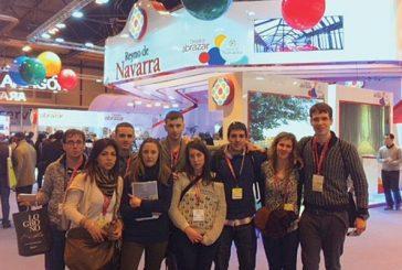Visita a Fitur de los alumnos de la Escuela Taller de Turismo