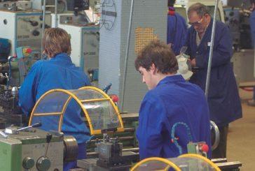 Alumnos del Politécnico de Estella visitaron dos empresas en Pamplona