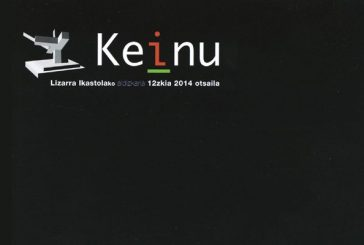 Lizarra Ikastola edita el número 12 de 'Keinu'