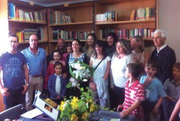 Salinas de Oro abre su biblioteca gracias a una donación