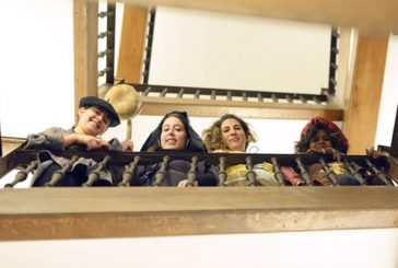 TRÉBOLE – Actividades Culturales – UNA SALIDA… AL'ESCENARIO'