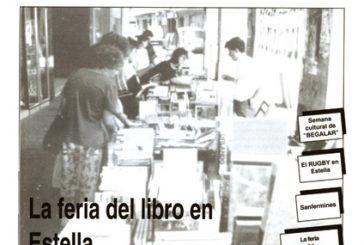 CALLE MAYOR 004 – LA FERIA DEL LIBRO EN ESTELLA