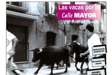 CALLE MAYOR 006 – LAS VACAS POR LA CALLE MAYOR …Y EL FINAL DE LAS FIESTAS