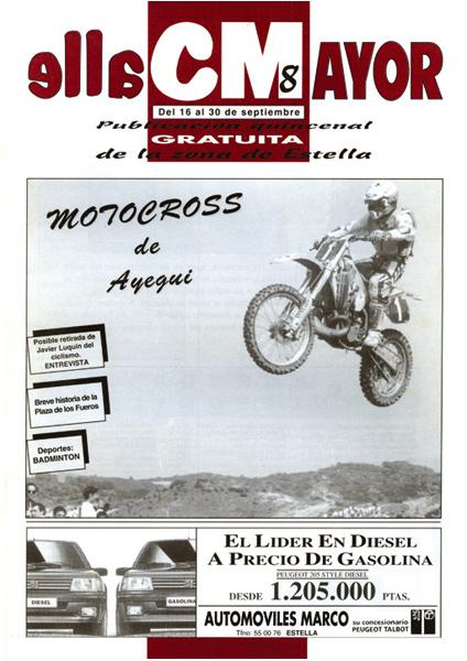 CALLE MAYOR 008 – MOTOCROSS DE AYEGUI