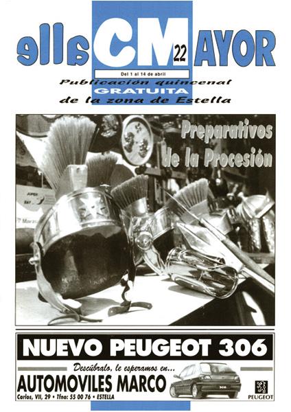 CALLE MAYOR 022 – PREPARATIVOS DE LA PROCESIÓN