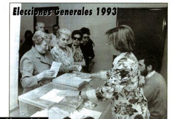 CALLE MAYOR 027 – ELECCIONES GENERALES 1993