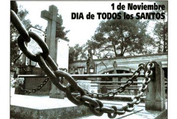 CALLE MAYOR 036 – 1 DE NOVIEMBRE DÍA DE TODOS LOS SANTOS