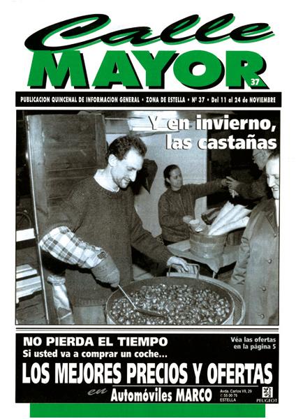 CALLE MAYOR 037 – Y EN INVIERNO, LAS CASTAÑAS