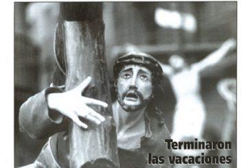 CALLE MAYOR 047 – TERMINARON LAS VACACIONES DE SEMANA SANTA