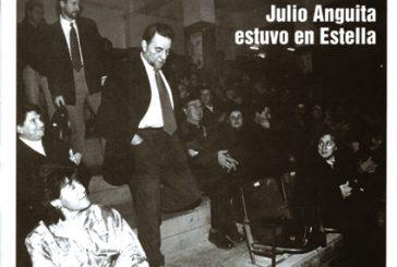 CALLE MAYOR 090 – JULIO ANGUITA ESTUVO EN ESTELLA