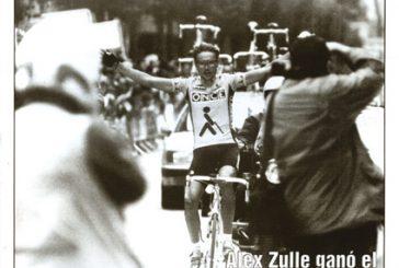 CALLE MAYOR 095 – ALEX ZULLE GANÓ EL GRAN PREMIO NAVARRA DE CICLISMO