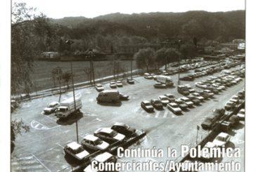 CALLE MAYOR 097 – CONTINÚA LA POLÉMICA COMERCIANTES/AYUNTAMIENTO SOBRE LOS APARCAMIENTOS