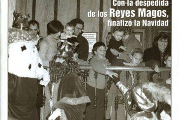 CALLE MAYOR 112 – CON LA DESPEDIDA DE LOS REYES MAGOS, FINALIZÓ LA NAVIDAD