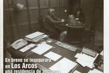 CALLE MAYOR 113 – EN BREVE SE INAUGURARÁ EN LOS ARCOS UNA RESIDENCIA DE ANCIANOS PARA VEINTITRÉS PLAZAS