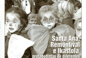 CALLE MAYOR 133 – SANTA ANA, REMONTIVAL E IKASTOLA, PROTAGONISTAS DE DIFERENTES ACTIVIDADES EN ESTELLA