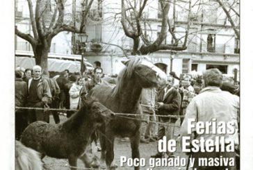 CALLE MAYOR 134 – FERIAS DE ESTELLA. POCO GANADO Y MASIVA AFLUENCIA DE GENTE