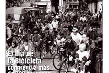 CALLE MAYOR 153 – EL DÍA DE LA BICICLETA CONGREGÓ A MÁS DE 700 PERSONAS
