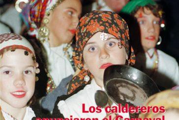 CALLE MAYOR 161 – LOS CALDEREROS ANUNCIARON EL CARNAVAL